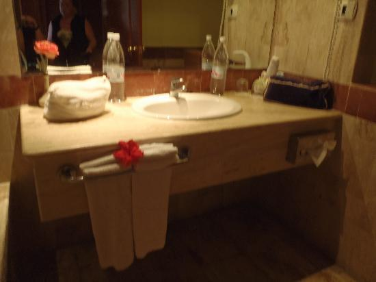 Grand Bahia Principe Punta Cana : Bathroom