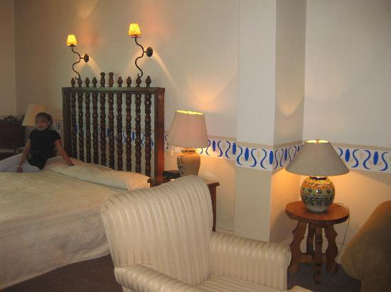هوتل بوسادا سانتا في: Suite # 25