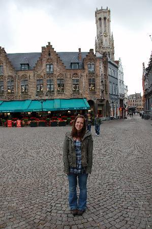Bed & Breakfast Gallery Yasmine: I think this was the main square?  or the other popular square downtown?  I forget...