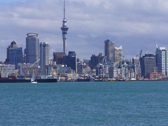 Auckland Region, New Zealand: Auckland da Devnport