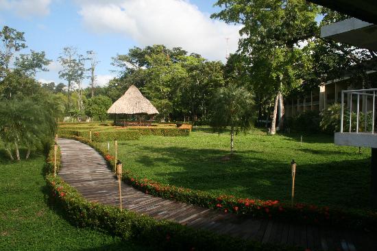 Hotel Mansion del Rio: Mansion del Rio Gardens