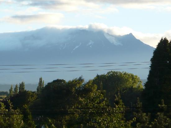 Snowy Waters - The Old Nurses Home : Mt Ruapehu early morning