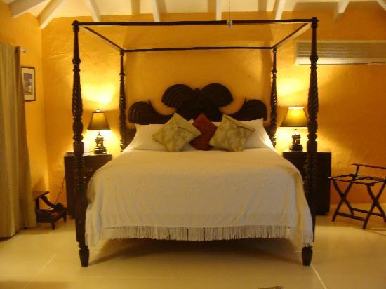Carringtons Inn St. Croix: Flamboyant Bedroom