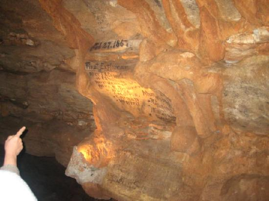 Springfield, MO: cave pic
