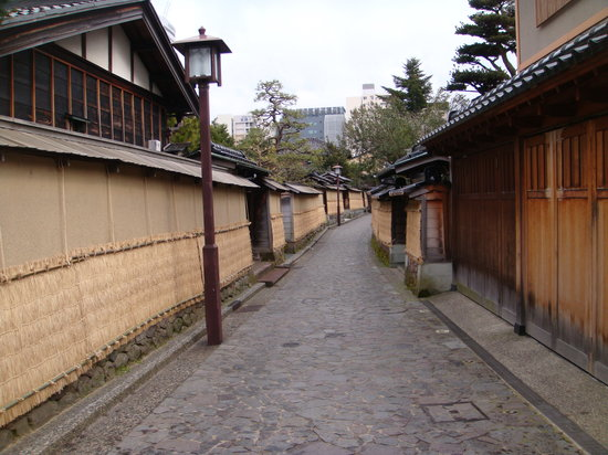 Kanazawa, Japon : 長町武家屋敷跡