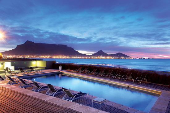 Milnerton, South Africa: View from Lagoon Beach Hotel