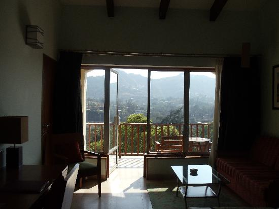 Fariyas Resort Lonavala: View from the Room