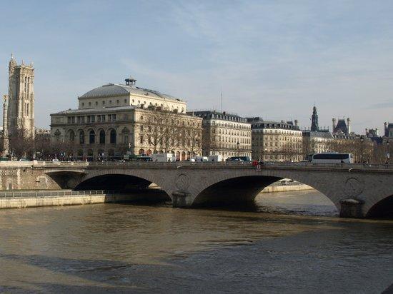 シャンジュ橋