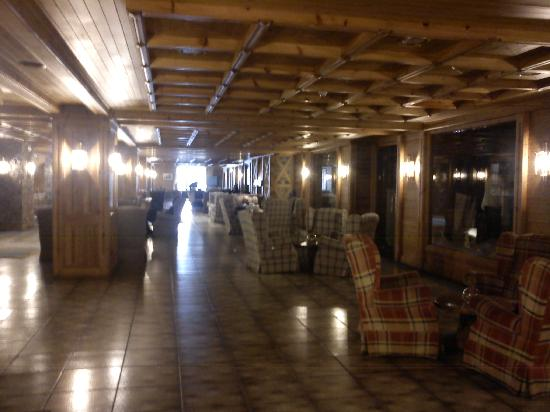 Sport Hotel : Espace repos