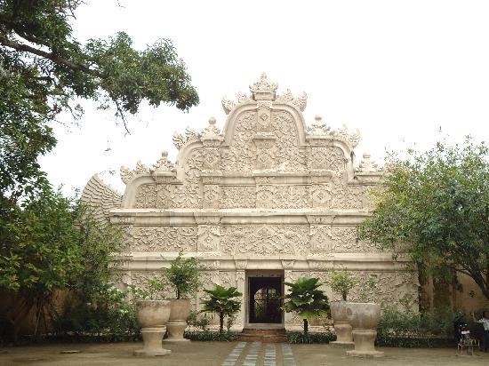 Yogyakarta, Indonesien: Castello sull'acqua
