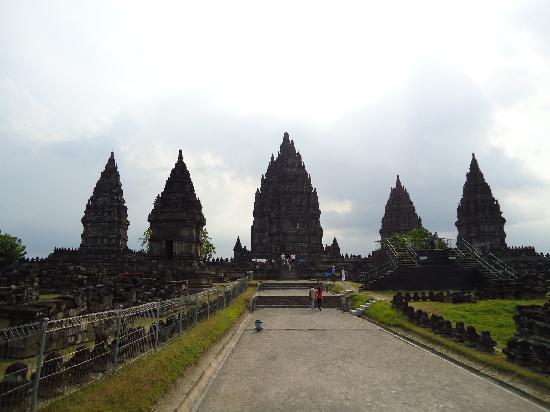 Yogyakarta, Indonesien: Prambanan