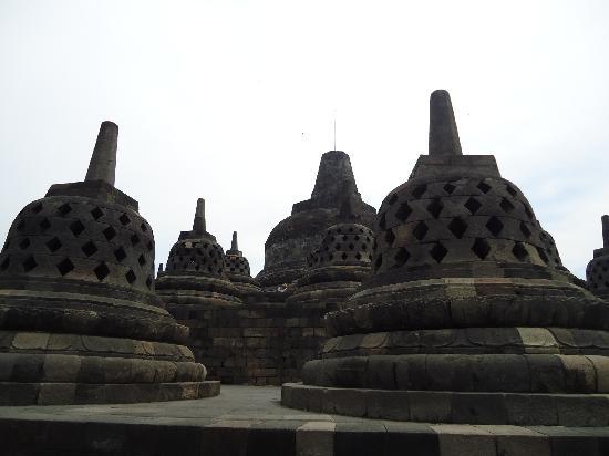 Yogyakarta, Indonesien: Borobudur