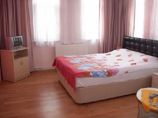 Yali Otel: room