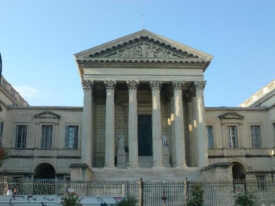 Montpellier, France: palatto giustizia
