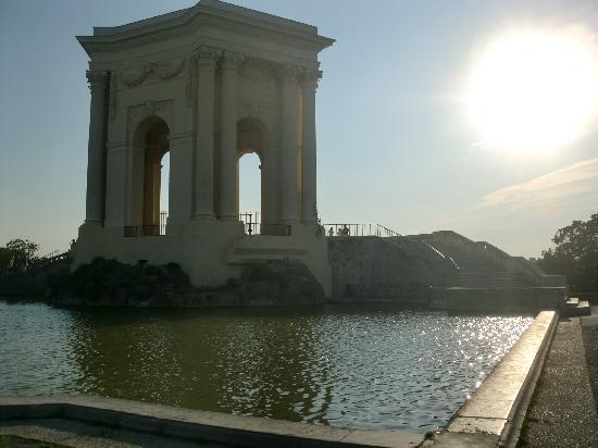 Montpellier, France: promenade du peyrou