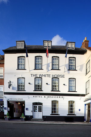 The White Horse Hotel and Brasserie: The White Horse Hotel near Southampton
