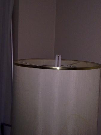Esplanade Tergesteo: lampadine