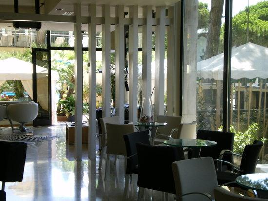 Hotel Logonovo : Ambiente accogliente e familiare