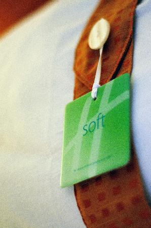 Holiday Inn Vilnius: There were 4 pillows - each different- soft and another kind.
