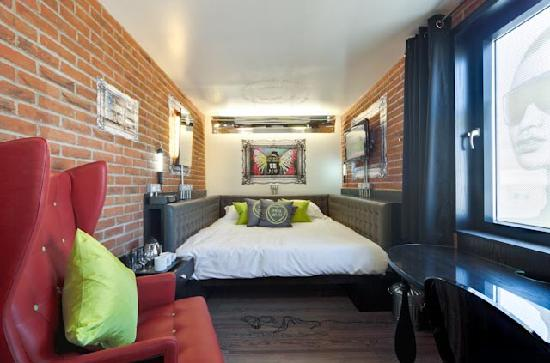 The Hoxton, Shoreditch : Room 640 by The Formation