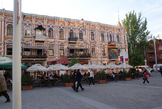 Dnipropetrovsk, Ukraine: Wonderful Eastern Europe