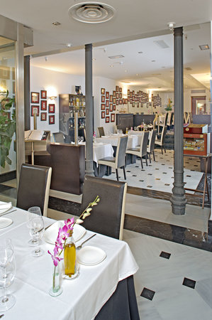 Restaurante Ex libris vista general
