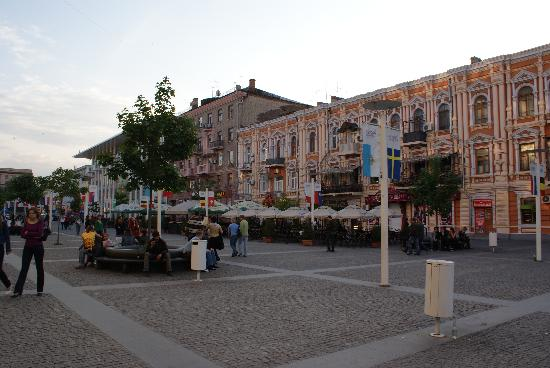 Dnipropetrovsk, Ukraine: nice