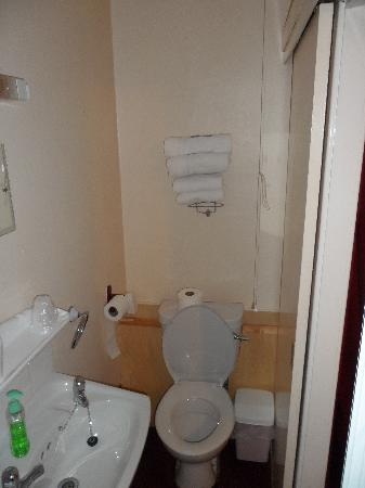 The Lambton Hounds Inn: Bathroom1