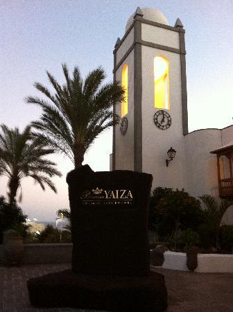 Princesa Yaiza Suite Hotel Resort: L'arrivée