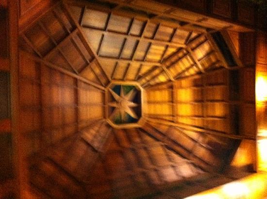 Princesa Yaiza Suite Hotel Resort: Le magnifique toit du lobby