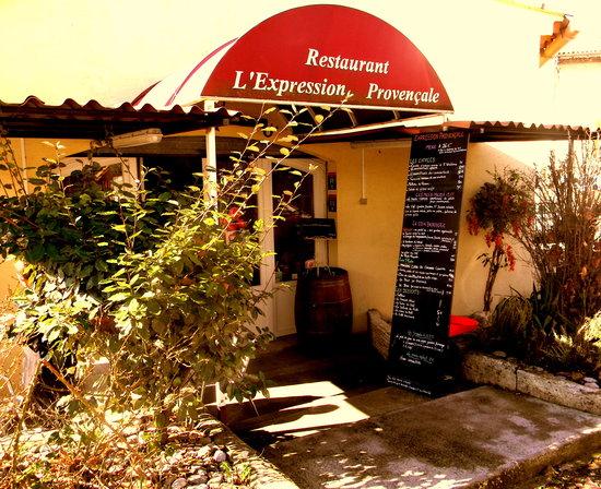 Restaurant, L'expression Provencale: restaurant l'expression provençale