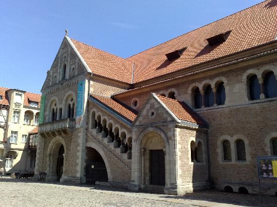 Braunschweig, Alemania: Burg Dankwarderode