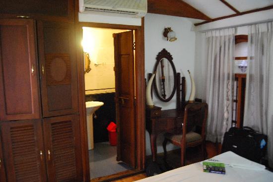 Punnamada Lake: Uor room on the boat