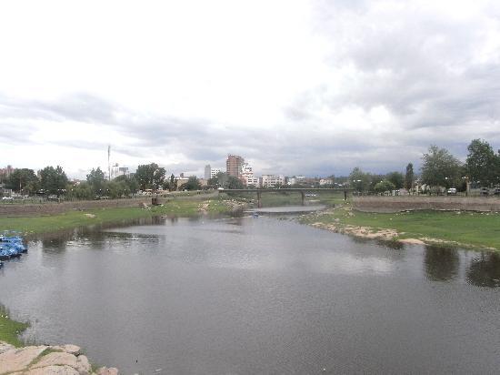 Villa Carlos Paz, Lago San Roque