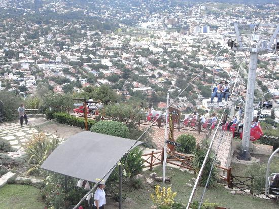 Villa Carlos Paz, Ausblick auf die Stadt
