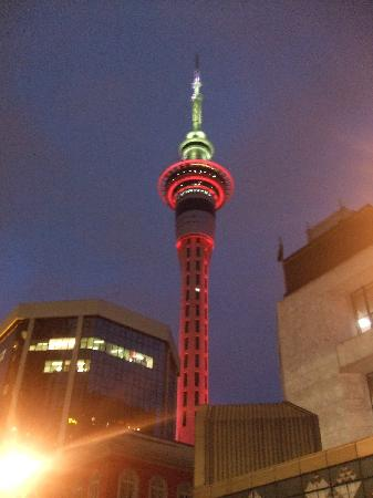 Sky Tower: タワー