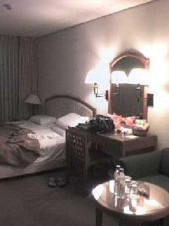 Summit Circle Cebu: room view