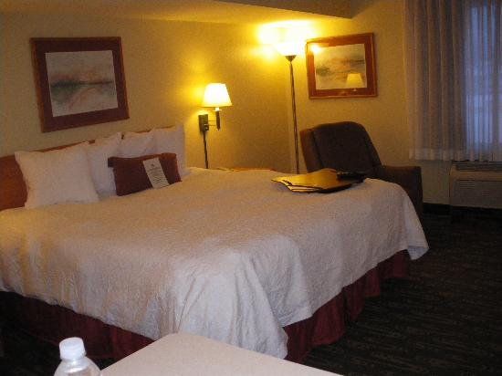 Best Western Plus Navigator Inn & Suites: King size bed