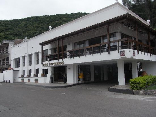 Portezuelo Hotel: Aussenansicht
