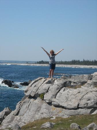 Shelburne, Kanada: McNutt's Island Adventure