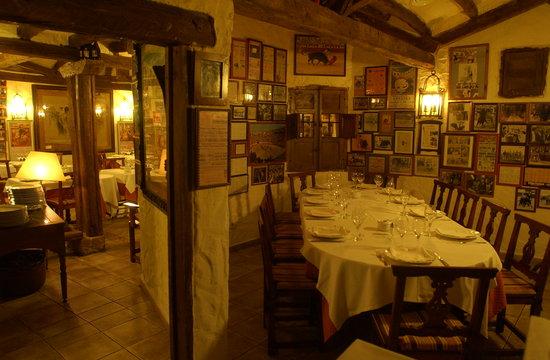 Albacete, Spain: Salón privado Dámaso