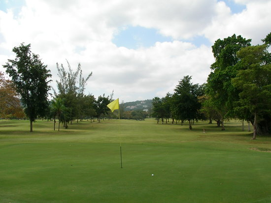 Runaway Bay Golf Club: Golf Course 4