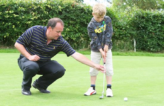 South Staffordshire Golf Club Academy: Jeremy Nicholls - PGA Golf Pro at Ledene