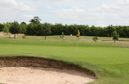 South Staffordshire Golf Club Academy: The course at Ledene