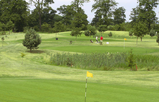 South Staffordshire Golf Club Academy: The course at Ledene