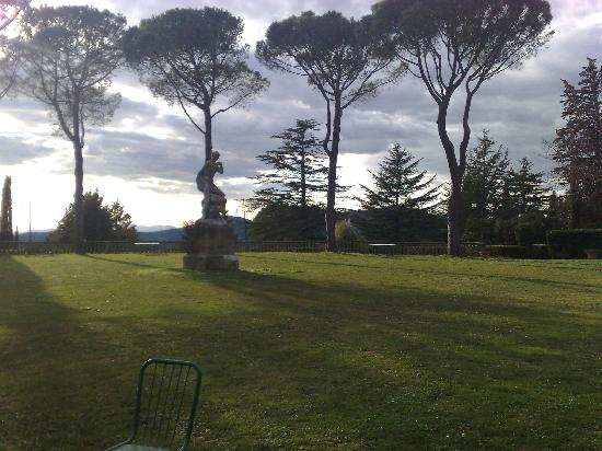 Villa Bellaria : Il parco