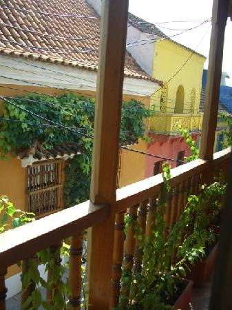 Casa El Carretero: View from our balcony