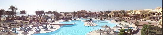 Abo Nawas Resort: ..lo spazio non manca
