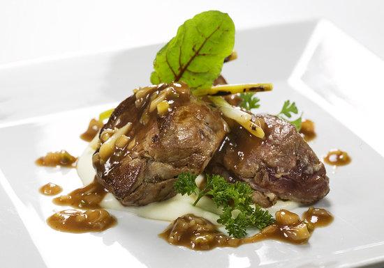Restaurante Bacco: Solomillo de cerdo ibérico