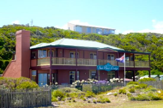 Cape Bridgewater Sea View Lodge : The B&B